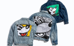 Levi's, Keith Haring, Mickey Mouse, Collab,