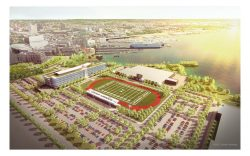 Under Armour new global headquarters Port