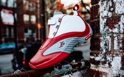 Reebok Answer 4 White/Red