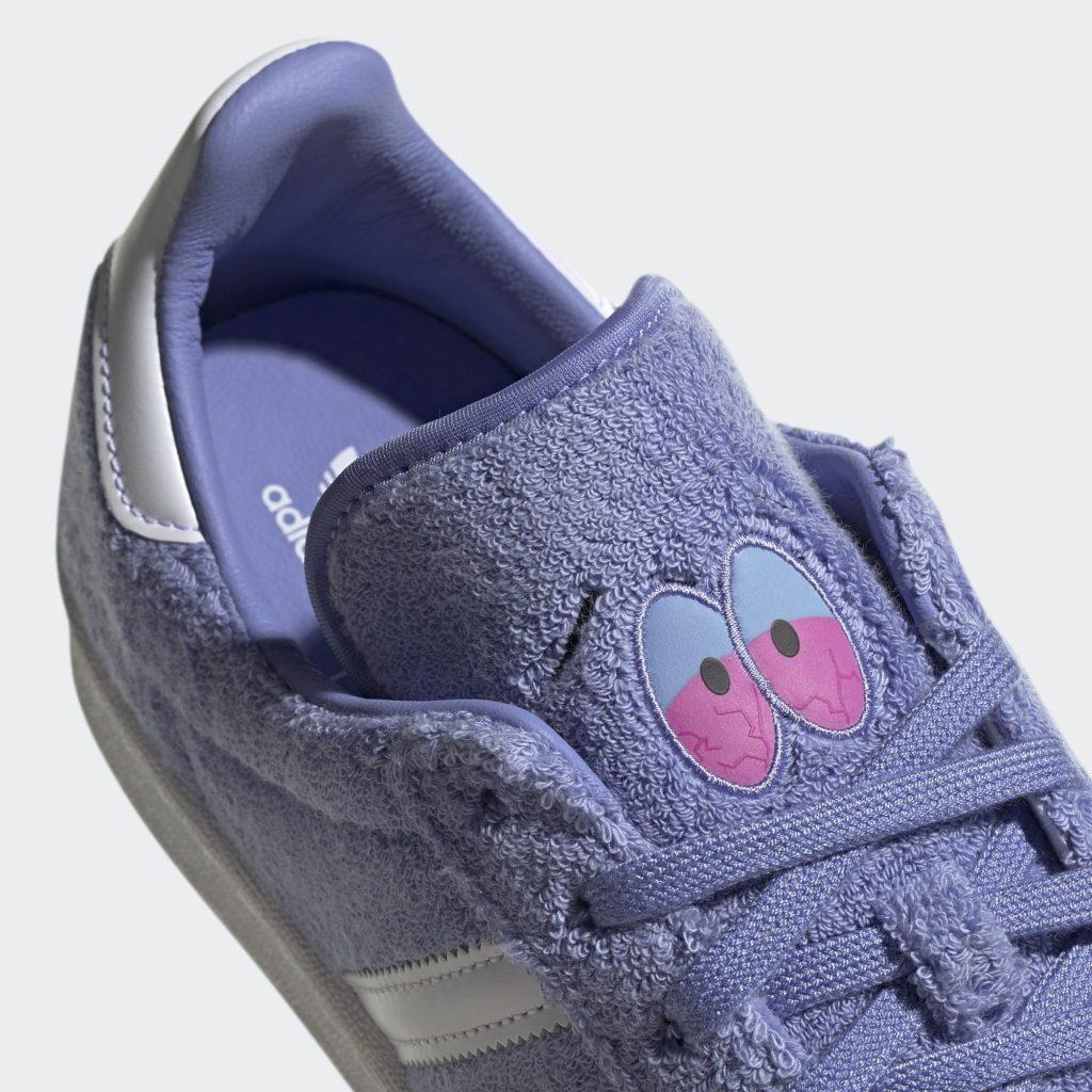 South Park x Adidas Campus 80 'Towelie'
