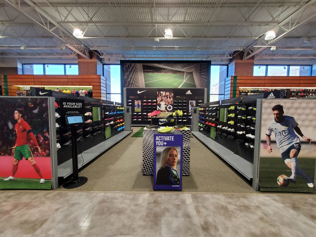 Dick's Sporting Goods House of Sport