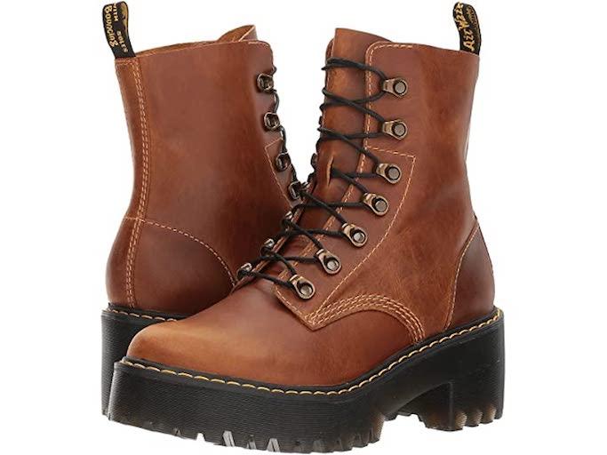 dr martens, lace up boots, combat boots