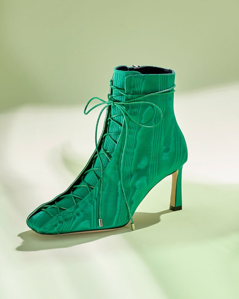 Iindaco's Argo bootie, sustainability, sustainable fashion, sustainable shoes, eco-friendly fashion, eco-friendly shoes, eco-chic, green fashion, sustainable footwear