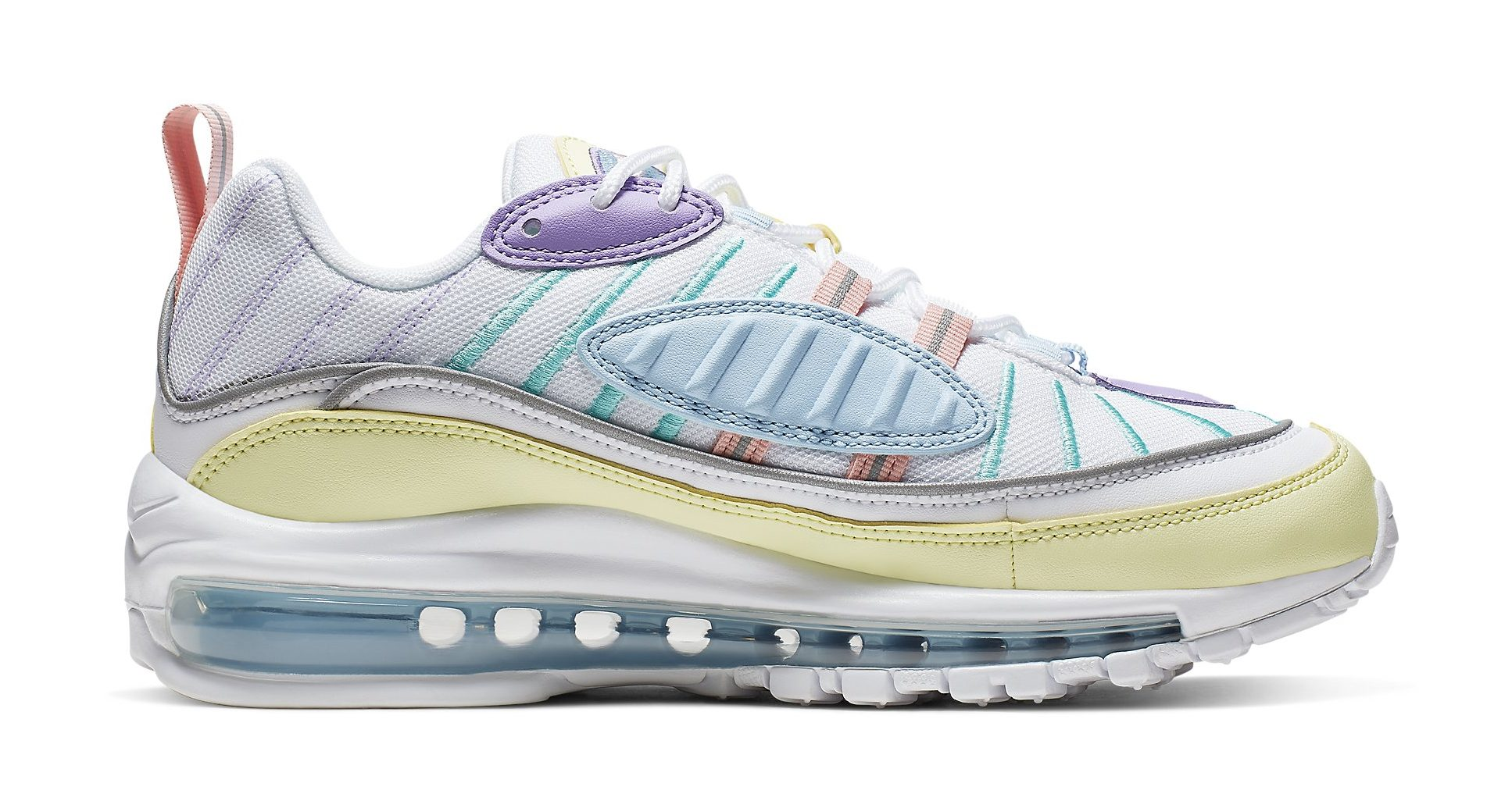 Nike Air Max 98 'Easter Pastel' Resale Info: How to Buy a Pair ...