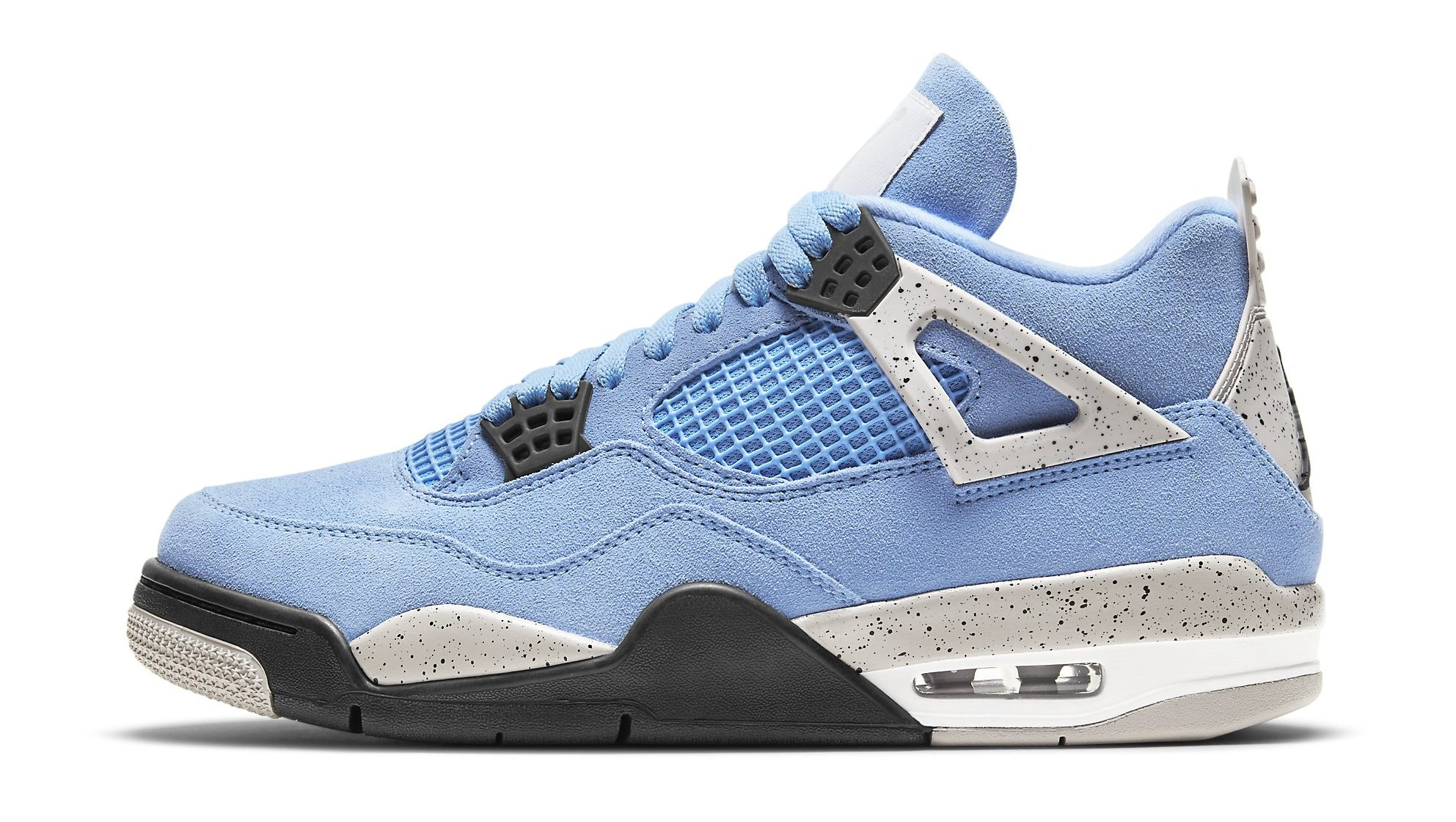 Air Jordan 4 'University Blue' Release Info: How to Buy a Pair ...