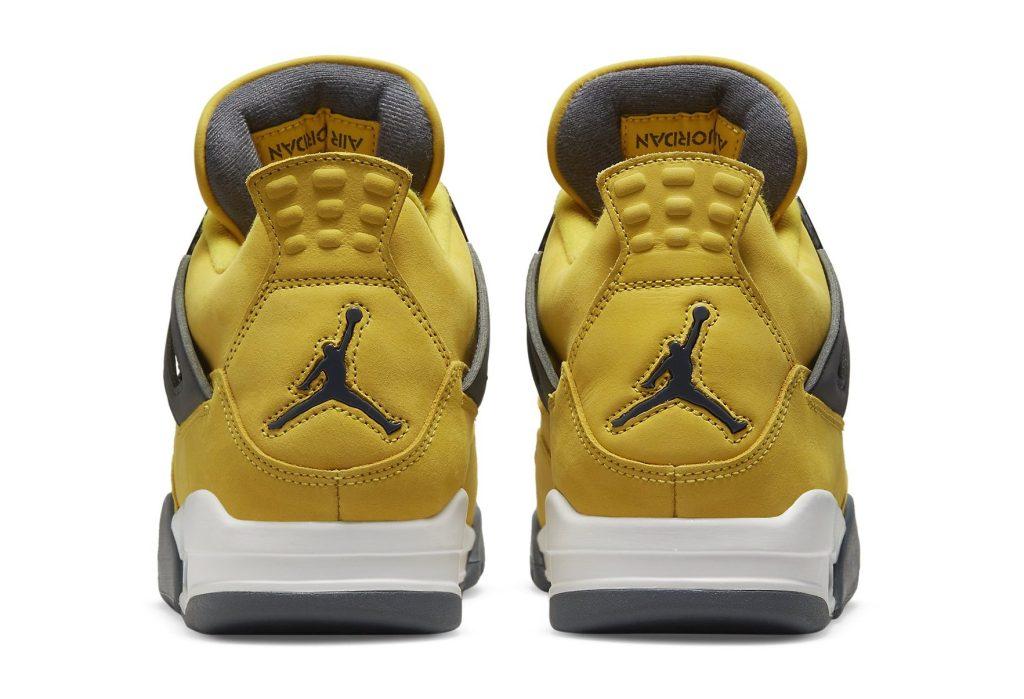 Air Jordan 4 'Lightning'
