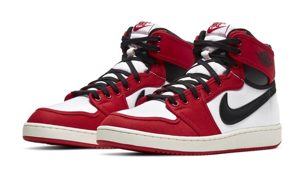 Air Jordan 1 KO 'Chicago'