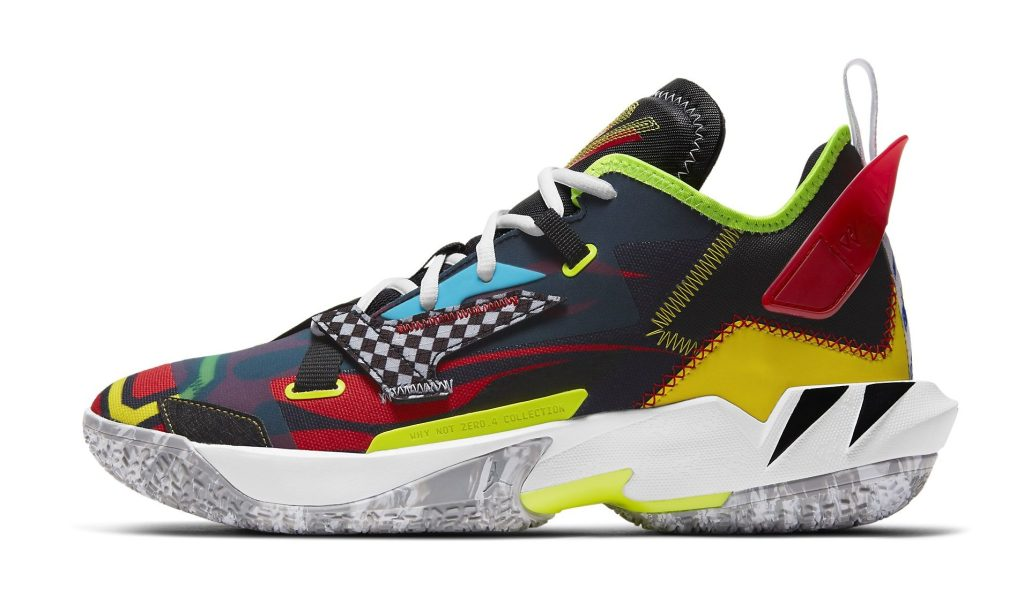 Jordan Why Not Zer0.4 'Marathon'