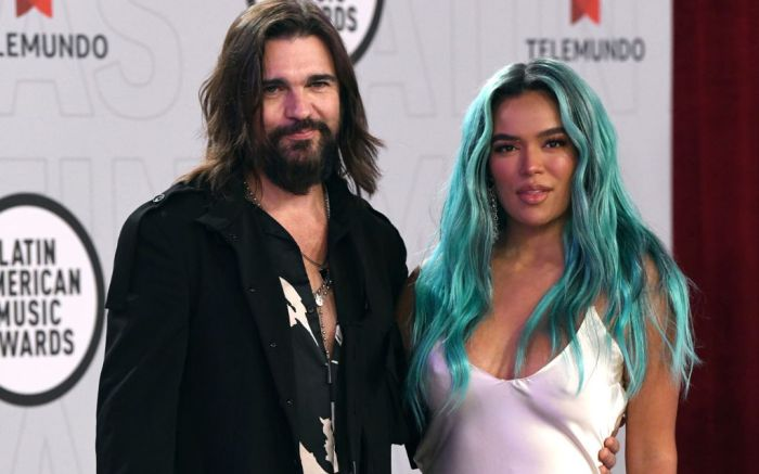 juanes, karol g, latin american music awards, red carpet, celebrity style