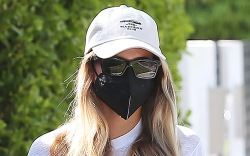 Sofia Richie, gym, la, west hollywood,