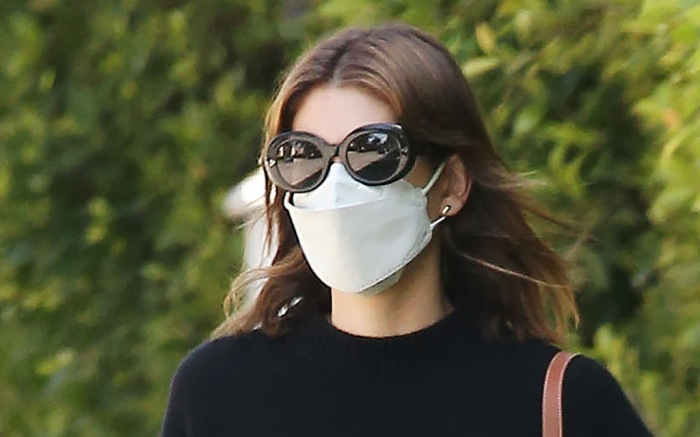 Kaia Gerber out and about in West Hollywood