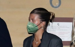 Sofia Richie, nobu malibu, date night,