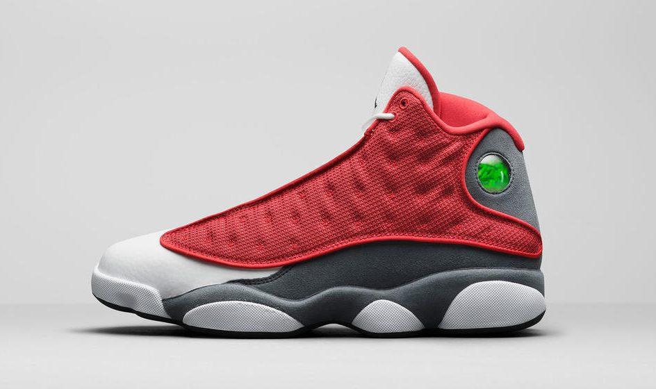 Air Jordan 13 Retro 'Gym Red'