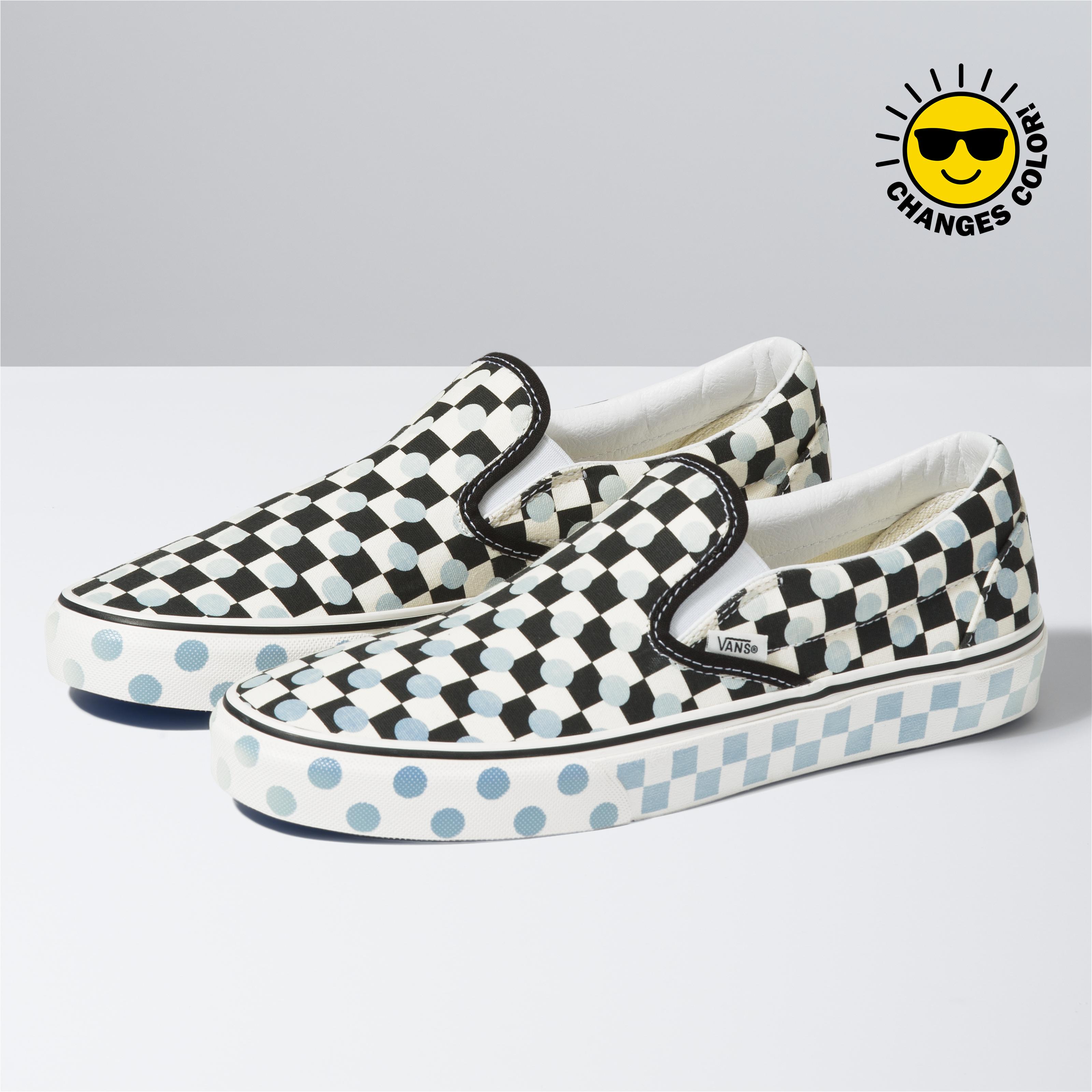 Vans UV Ink Classic Slip-On Sneaker