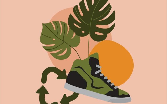 footwear sustainabilityA