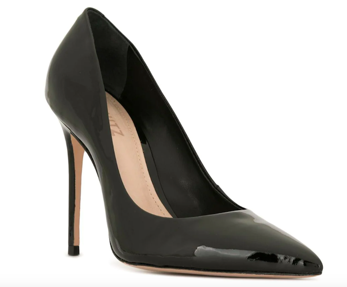 Schutz, black pumps
