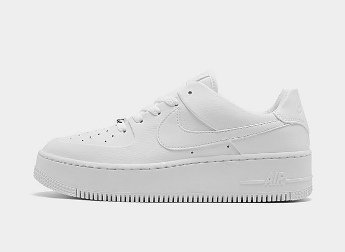 Nike Air Force 1 Sage Low, women's platform sneakers