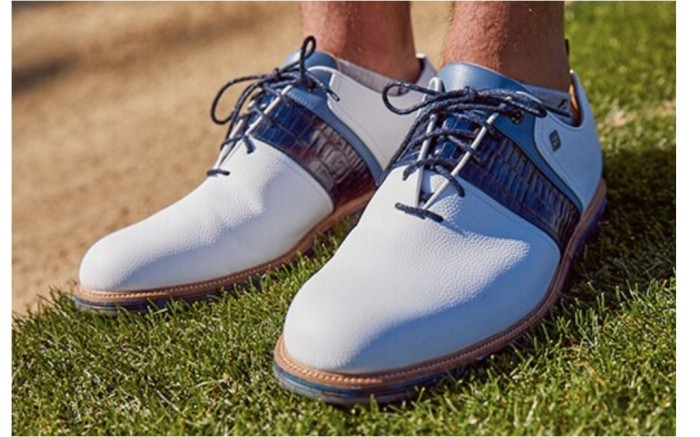 premiere series footjoy todd snyder packard golf shoe