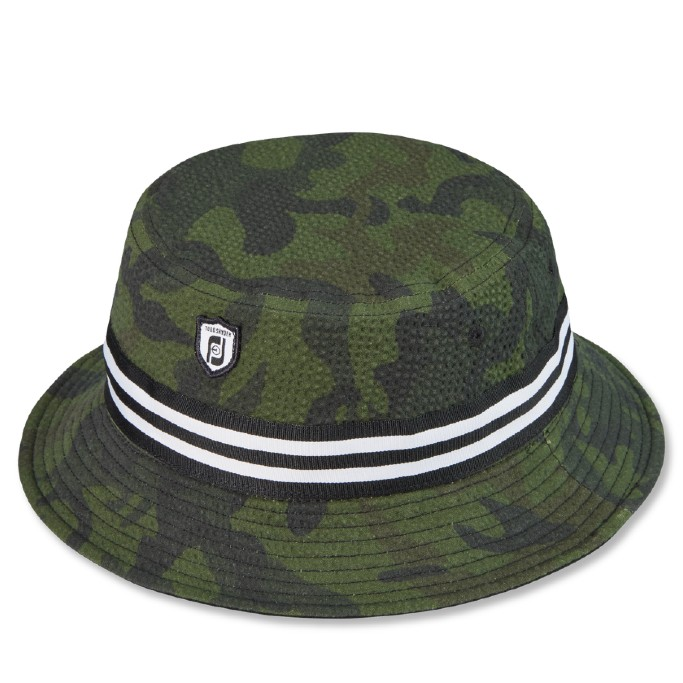 FootJoy x Todd Seersucker Reversible Bucket Hat