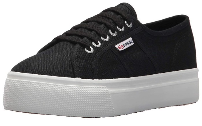 women's platform sneakers, Superga 2790 ACOTW