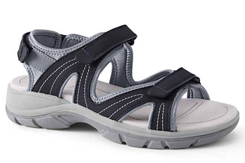 Lands' End All Weather Sandal, hiking sandals for women