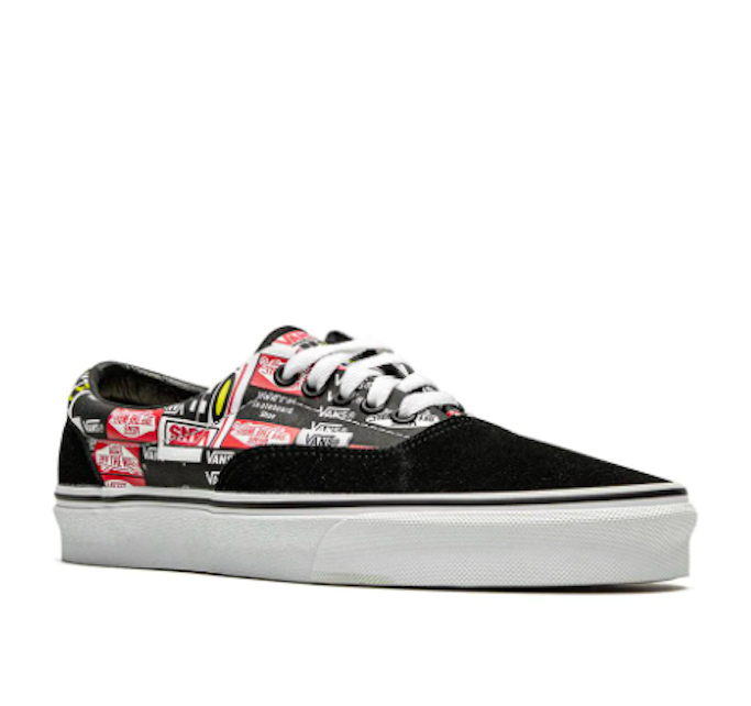 vans, low top sneakers