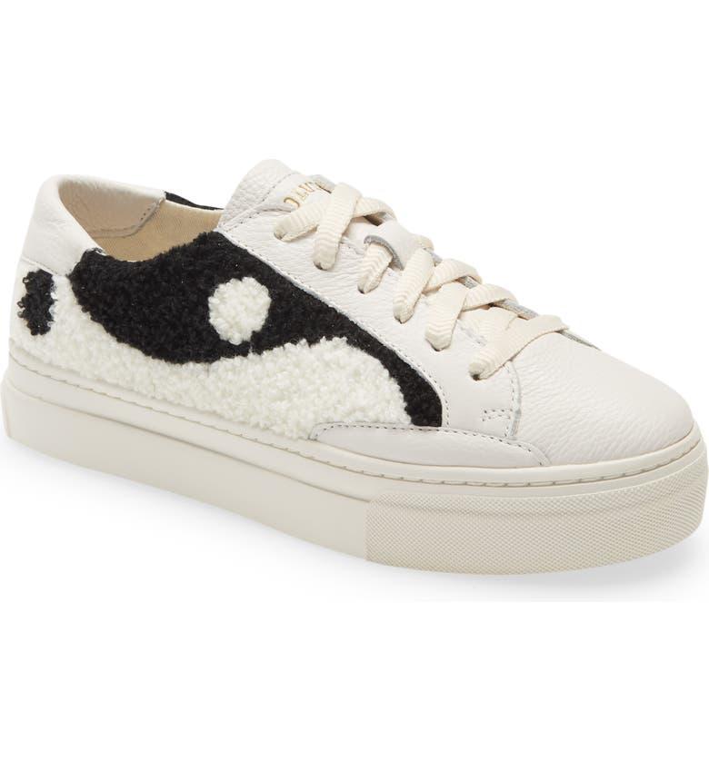 Soludos Yin Yang Platform, women's platform sneakers