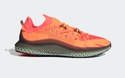adidas, 4D Fusio Shoes, Running Shoes