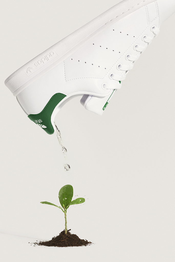 adidas, stan smith, sustainability