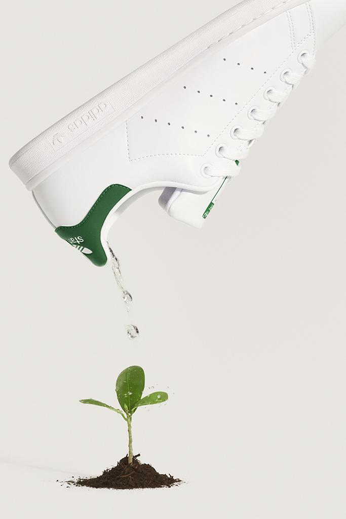adidas, stan smith, sustainability