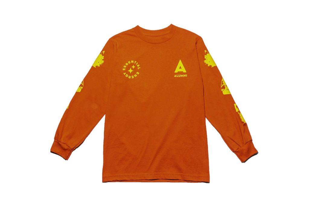 Alumni of NY CNY Lucky Charms L/S Tee, T-Shirts