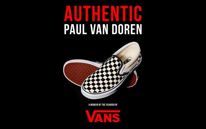 Authentic memoir Vans founder Paul Van Doren
