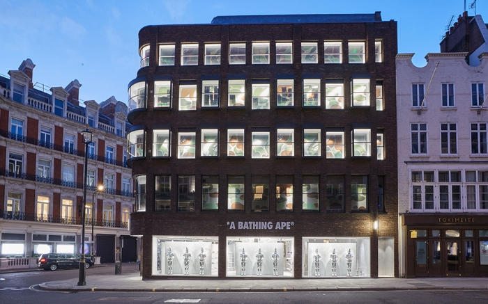 Bape Store London