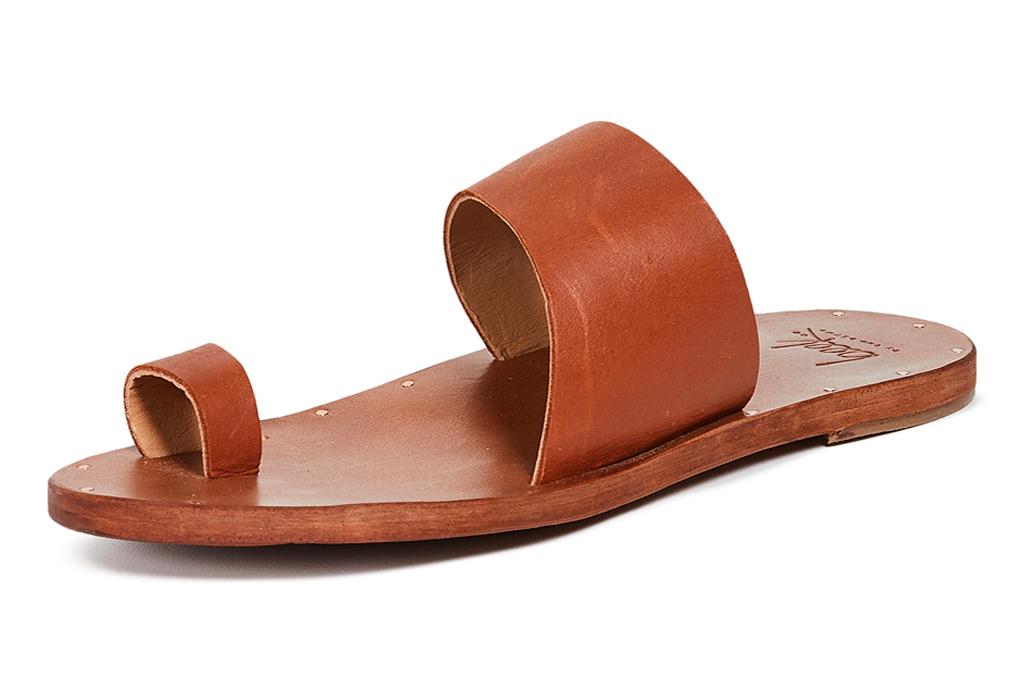 big toe sandals, beek