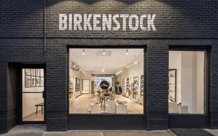 Birkenstock Williamsburg Brooklyn Store