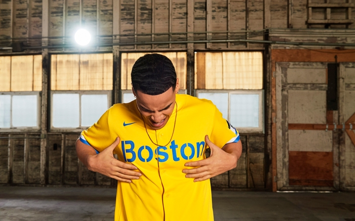 Boston Red Sox 2021 Nike MLB City Connect Series