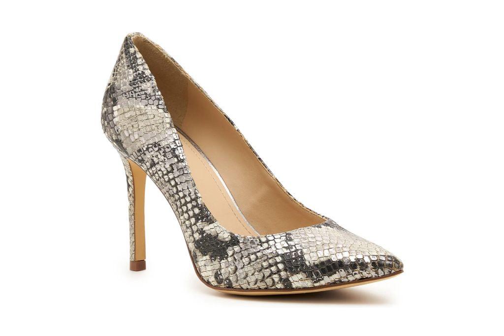 botkier, marci pump, snakeskin heels