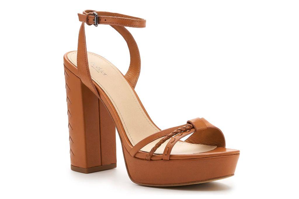 Botkier, Petra Sandal, Brown Platform Heels