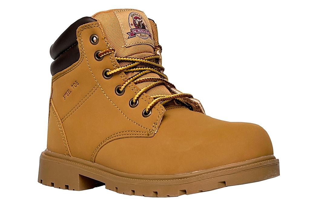 work boots, brahma