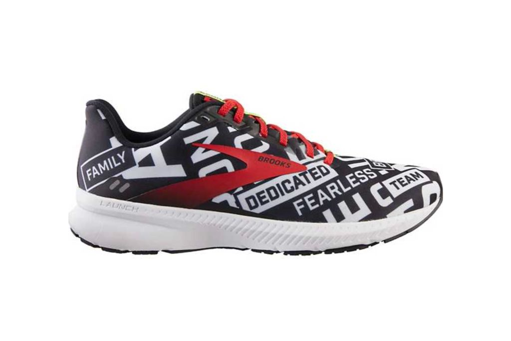 Brooks Launch 8 Firefighter Running Shoes, Mens Running Shoes