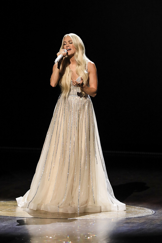 Carrie Underwood, ACM Awards 2021