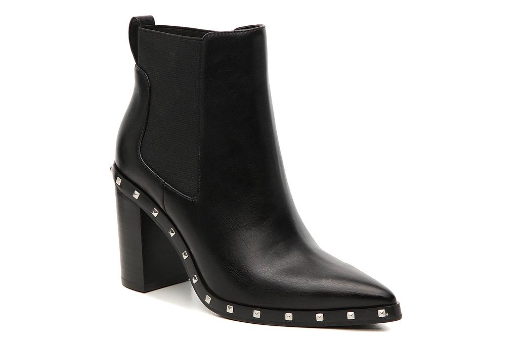 boots, studded, charles david