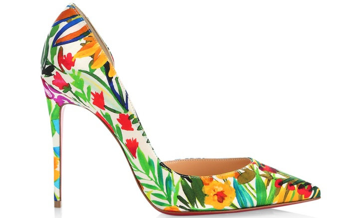 christian louboutin, heels, saks