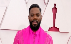Colman Domingo, Oscars 2021, Pink Suit
