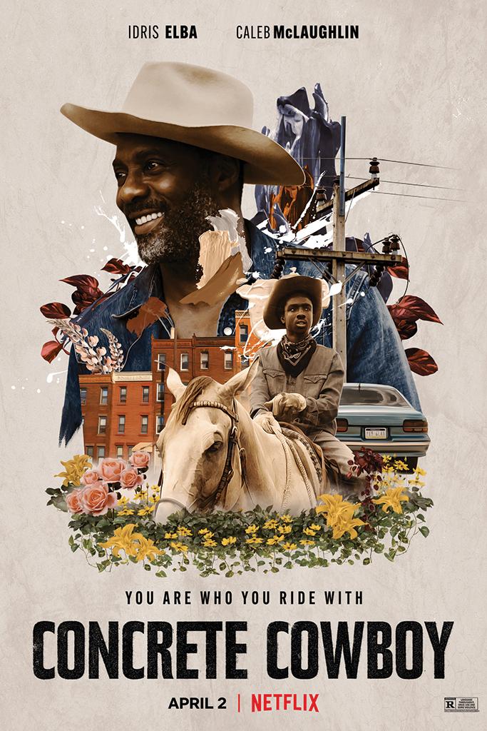Concrete Cowboy Netflix Movie