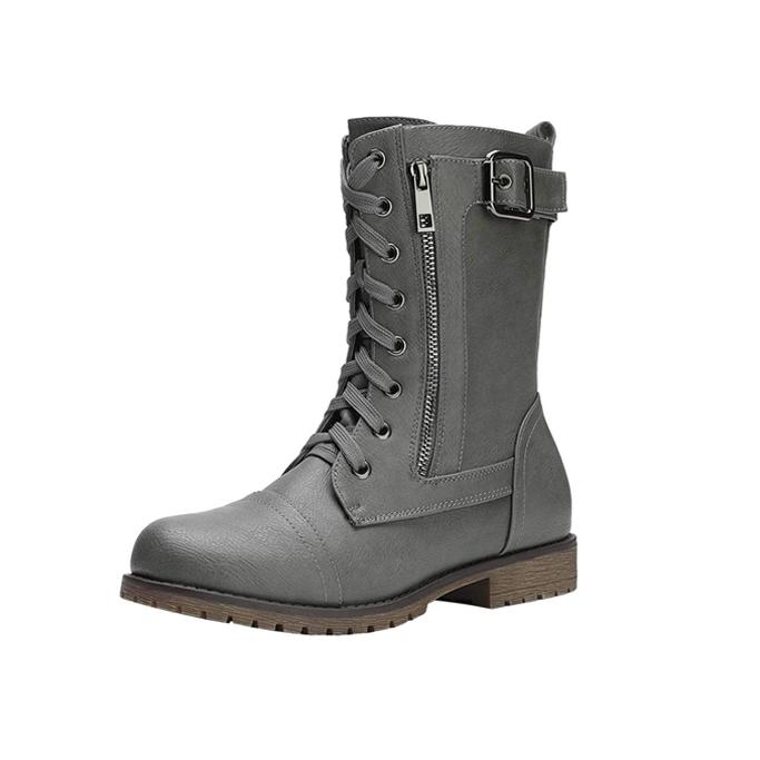 Dream Pairs Combat Boots