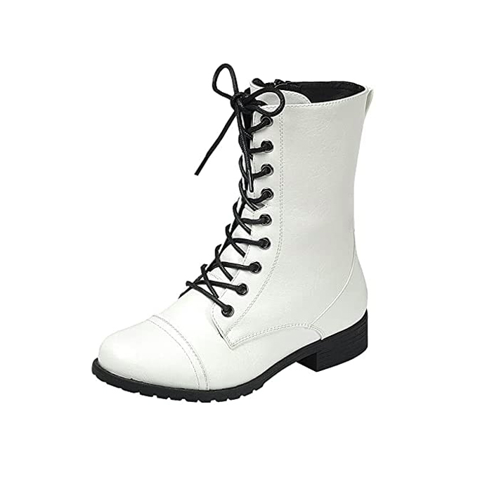 Forever Link Combat Boots