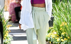 Gabrielle Union's Chic Street Style