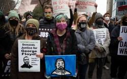 derek chauvin, trial, george floyd, protests