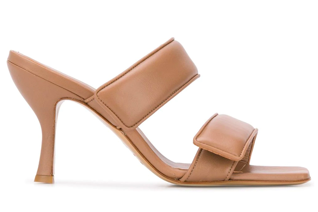 gia couture, penille, sandals, heels